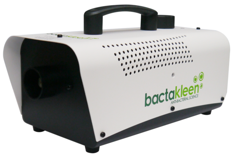 Bactakleen Machine. Car, Home and Office Sanitation
